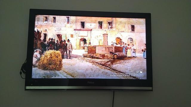 """Tv led 32"""" com defeito - Foto 2"""