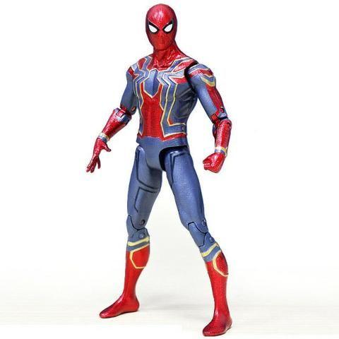 Boneco Homem Aranha 17cm Os Vingadores Marvel - Promoção!!! - Foto 5