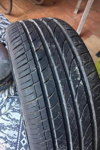 Vendo Rodao 20 com dois pneu novos e dois meia vida - Foto 2