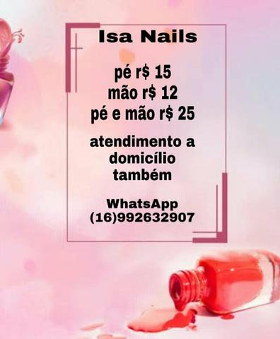 Manicure- ISA NAILS