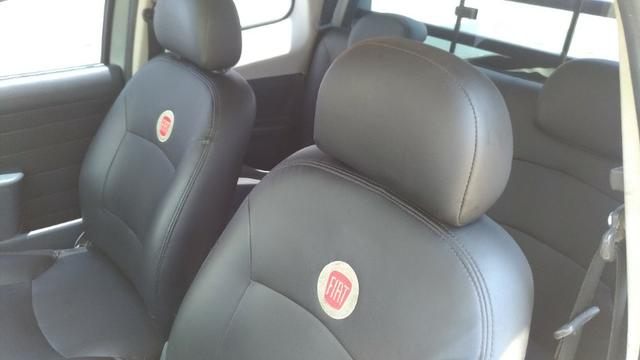 Fiat Strada Working 1.4 Flex - Cabine Dupla - Completa Ano Modelo 2012 - Foto 9