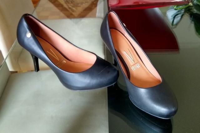Sapato scarpin preto, n.38 - Foto 2