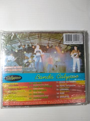 1 Cd Banda Calypso