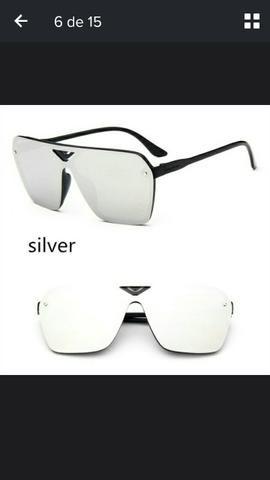 Óculos de sol espelhado - Bijouterias, relógios e acessórios - Anita ... a77ab0f222
