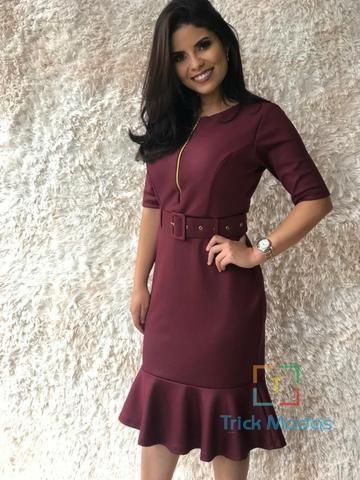 Moda Evangélica Vestidos Gode  551d06b744fe4