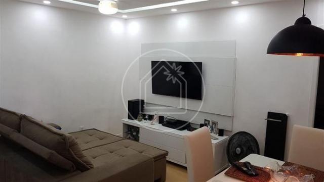 Apartamento à venda com 1 dormitórios em Maria da graça, Rio de janeiro cod:851019