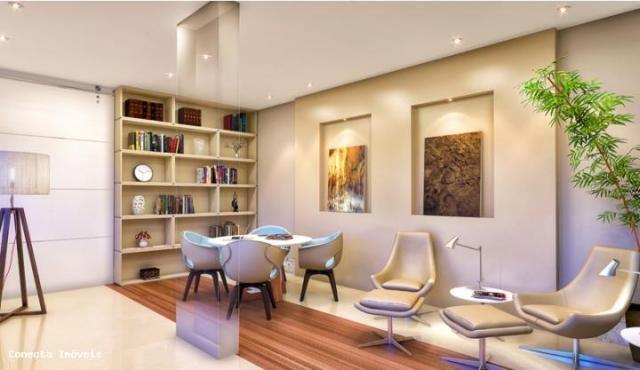 Apartamento para venda em vitória, praia do canto, 2 dormitórios, 1 suíte, 2 banheiros, 2  - Foto 3