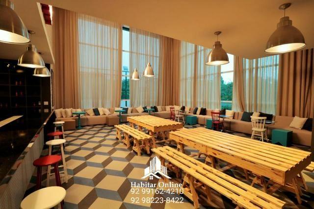 Atmosphere apartamento no Adrianópolis alto padrão na promoção - Foto 7