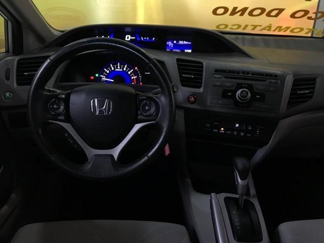 HONDA CIVIC 2014/2014 1.8 LXS 16V FLEX 4P AUTOMÁTICO - Foto 5