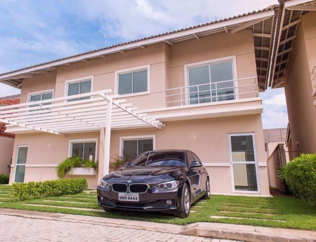 Casa em condomínio 3 quartos, Lagoa Redonda, Fortaleza.