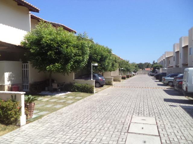 Duplex em condomínio residencial à venda, lagoa redonda, fortaleza. - Foto 2