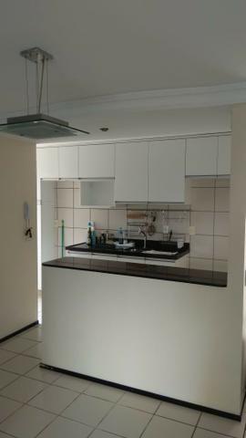 Vendo apartamento no Condomínio Ville de Nice em Capim Macio, 63m² 3/4 sendo uma suite - Foto 13