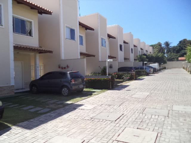 Duplex em condomínio residencial à venda, lagoa redonda, fortaleza. - Foto 8