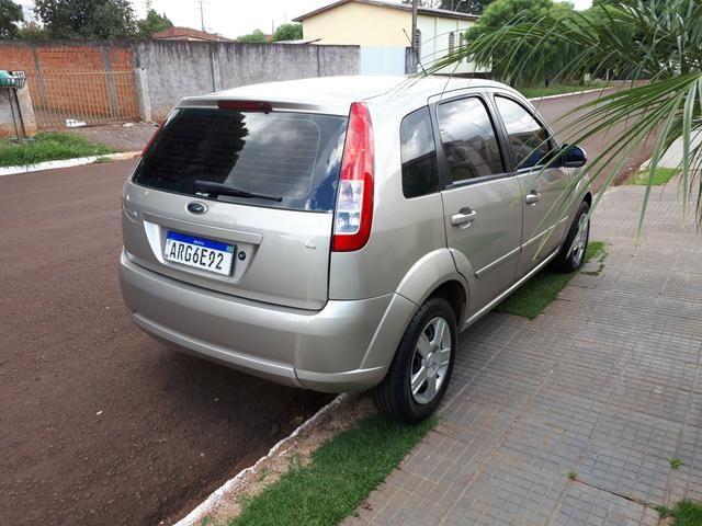Fiesta 1.6 flex 2009 completo - Foto 5