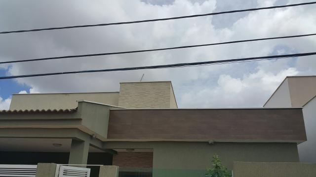 Casa 3quartos laje suite churrasqueira rua 6 Vicente Pires condomínio fechado lote 200m2