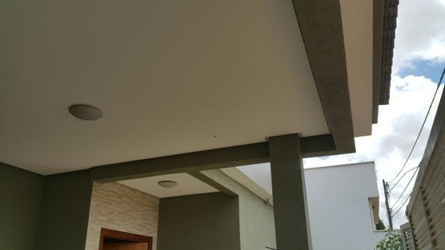 Casa 3quartos laje suite churrasqueira rua 6 Vicente Pires condomínio fechado lote 200m2 - Foto 20