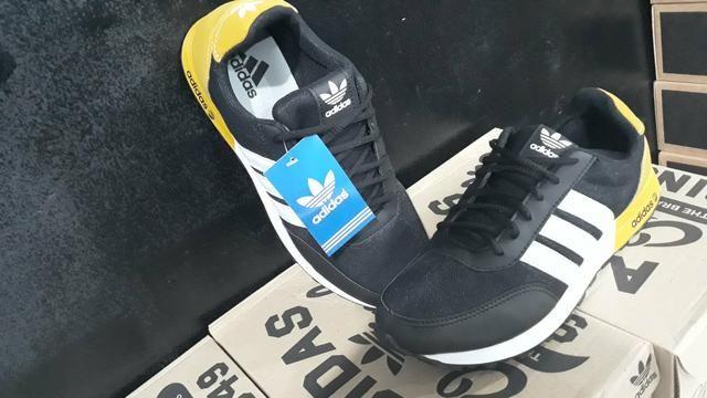 b5201ea205 Tênis Adidas REF:02 super lindos - Roupas e calçados - Alecrim ...