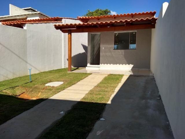 Ótima casa de 2 quartos, localizada no bairro Satélite em Juatuba - Foto 18