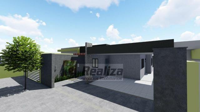 Troque as parcelas do terreno por parcelas de uma casa