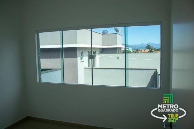 Cobertura com 4 quartos piscina e churrasqueira costa azul/rio das ostras - Foto 18