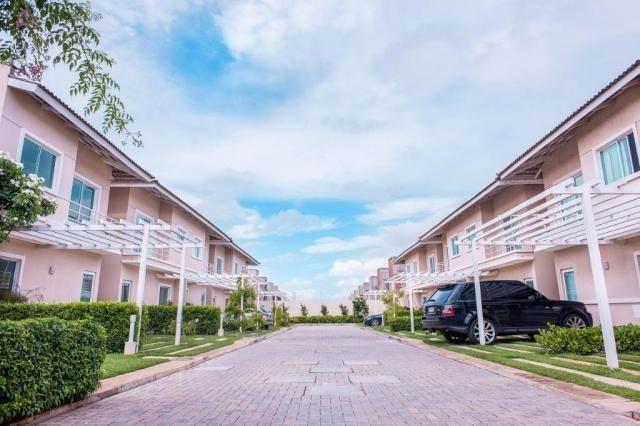 Casa em condomínio 3 quartos, Lagoa Redonda, Fortaleza. - Foto 8