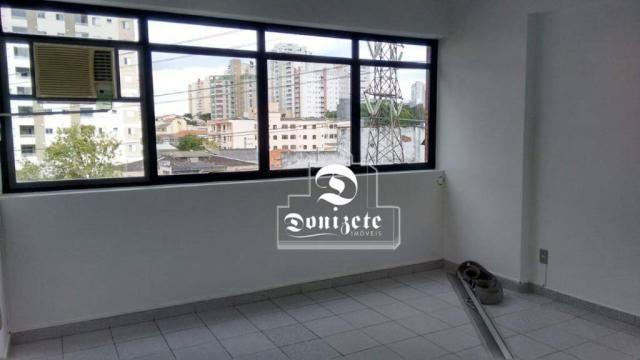 Sala para alugar, 30 m² por r$ 1.800/mês - santo antônio - são caetano do sul/sp - Foto 2