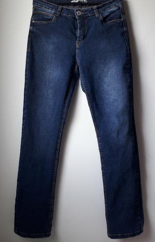 96905184e Calça jeans feminina sawary super flare azul escuro - Roupas e ...