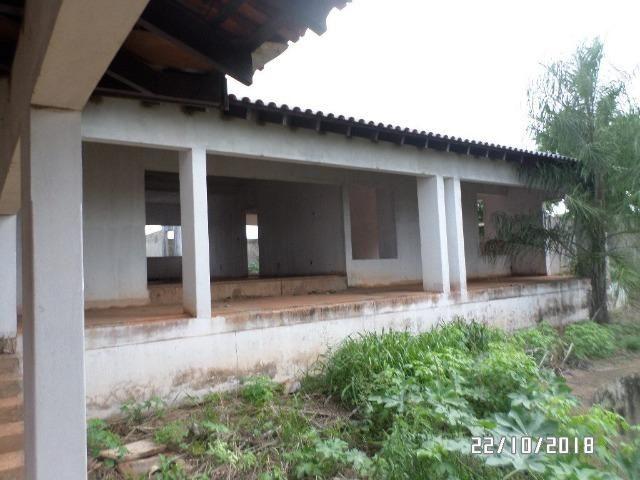 Vende-se casa em construção na Vila Goulart - Rondonópolis/MT - Foto 10