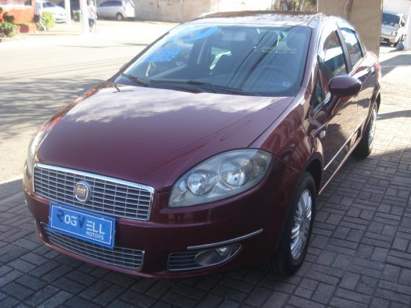 Fiat Linea 1.9/ HLX 1.9/ 1.8 Flex 16V 4p 2008/2009 - Foto 2