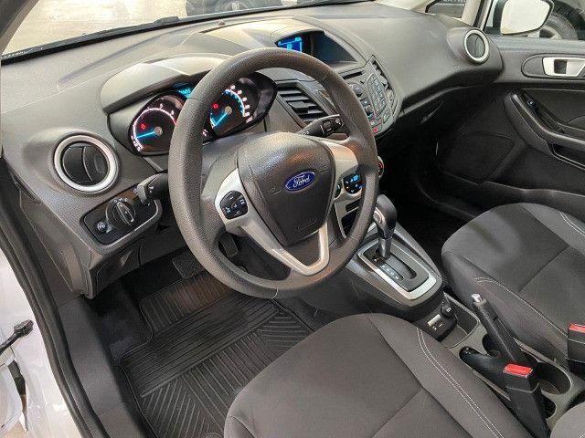 New Fiesta SEL Automático 2017 Único Dono. 30.000 KM - Foto 9
