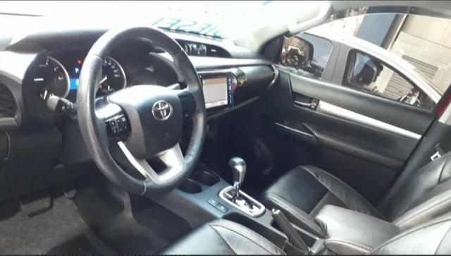 Toyota Hilux 4x4 AUT DIESEL - Foto 6
