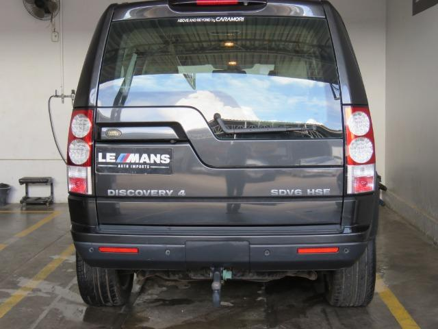Land Rover Discovery 4 HSE 3.0 7 lugares SDV6 4X4 2013 - Foto 11