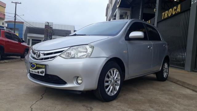 Toyota - Etios Xls