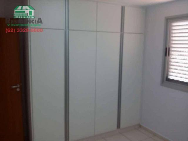 Apartamento com 3 dormitórios para alugar, 88 m² por R$ 1.500,00/mês - Jundiaí - Anápolis/ - Foto 10