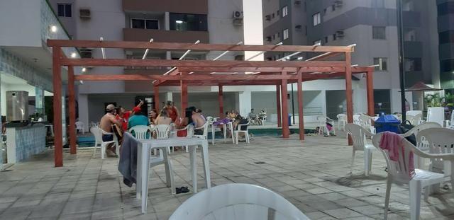 Apartamento de 01 quarto mobiliado no Residencial Aquários - Foto 15