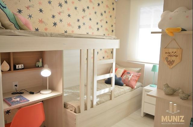 DS Condomínio Clube Em Camaragibe, 2 quartos, Elevador, Solicite sua Simulação!!! - Foto 5