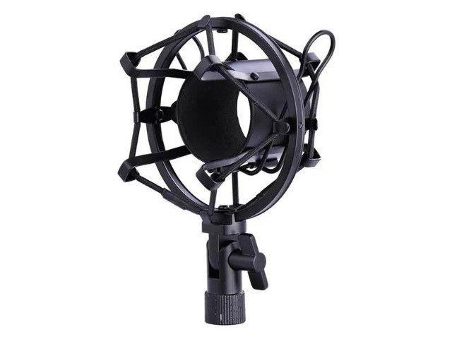 Microfone Estúdio Profissional Condensador Youtuber Andowl 7451 - Foto 2