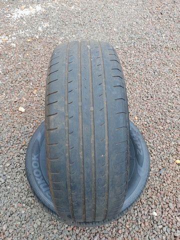 Vendo 2 pneus 235/65/17 (Dourados MS) - Foto 4