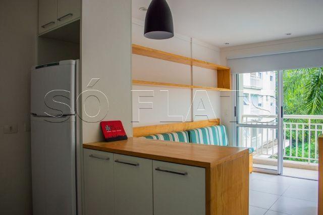 Apartamento mobiliado no Morumbi para locação, prox a Av. Hebe Camargo - Foto 2