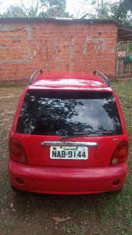 Vendo ou troco carro Chery completo - Foto 8