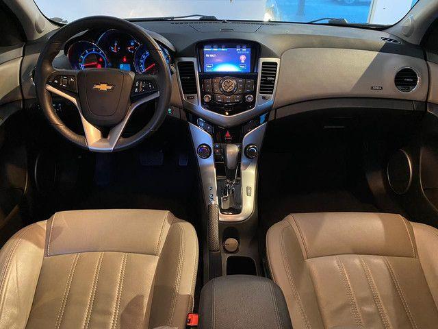Chevrolet Cruze 1.8 LTZ 2014 Impecável - Foto 5