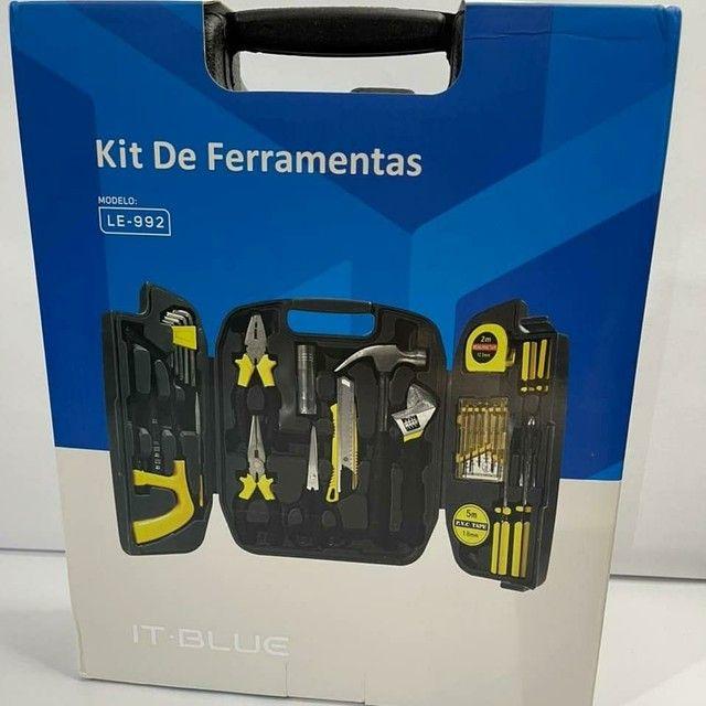 Kit de Ferramentas It-Blue LE-992<br>?R$180,00<br> - Foto 2