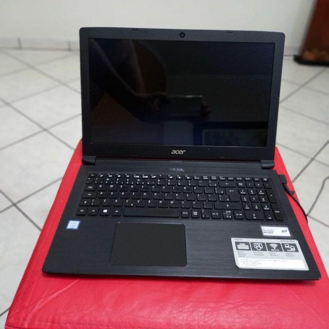 Notebook Acer Aspire 3  7th Geração  - Foto 5