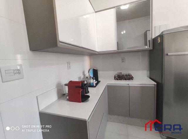 Apartamento com 4 dormitórios à venda, 117 m² por R$ 580.000,00 - Ano Bom - Barra Mansa/RJ - Foto 4