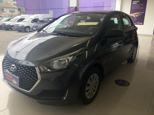 Hyundai HB20 1.0 Unique (Flex) - Foto 2