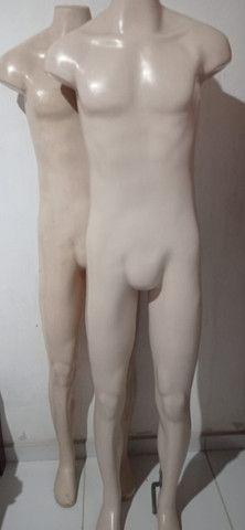 Manequim masculino