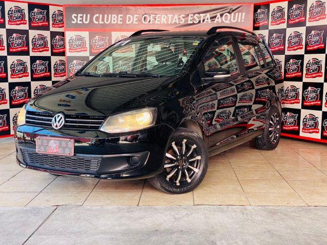 Volkswagen SpaceFox 1.6 8V (Flex)  *Banco de Couro* Excelente Oportunidade!!!