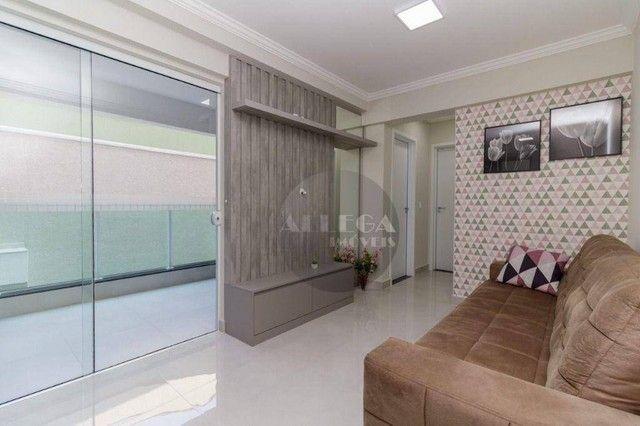 Apartamento Garden com 2 dormitórios à venda, 59 m² por R$ 427.000,00 - Fanny - Curitiba/P - Foto 9