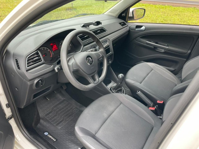 VW Gol 1.6 MSI Trendline - 2018 - Foto 13
