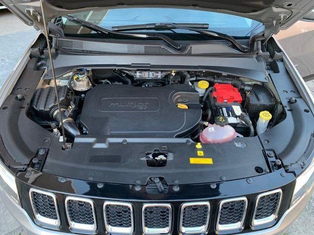 Jeep Compass 2.0 Limited 4x4 Diesel Automático - Foto 5